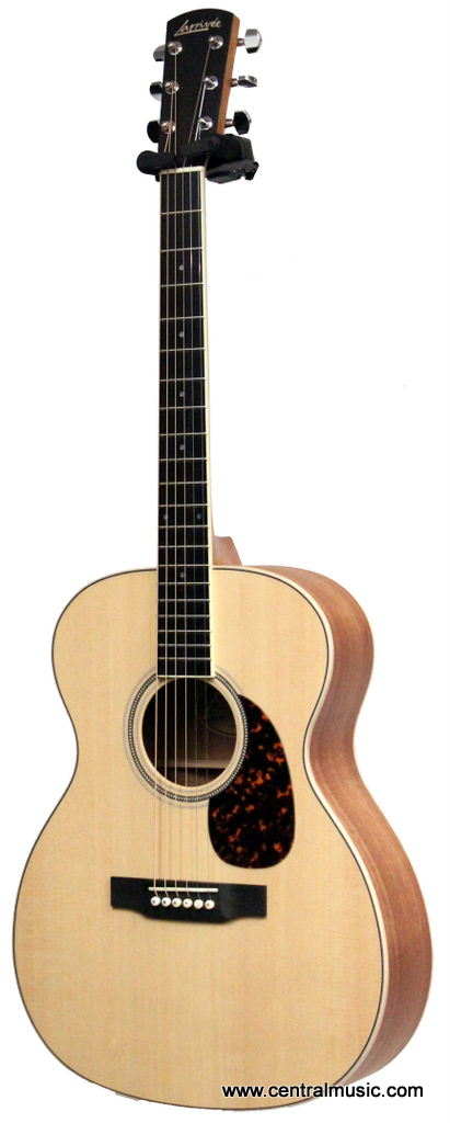 OM-03E Acoustic/Electric Guitar **ON SALE** *All Solid wood Construction<br>*Single Piece Mahogany Neck <br>*Canadian Sitka Spruce Sound Board & Bracing *African Ebony Fretboard & Bridge <br>*Canadian Maple Body Binding<br>*Mahogany Back & Sides <br>*Symmetrical Parabolic X-Bracing<br>*Hand fit Dovetail Neck Joint <br>*Rounded Larrivee Headstock <br>*White Inlaid Larrivee Logo<br>*Herringbone Inlaid Rosette<br>*Ping Tuners w/ 18:1 Ratio<br>*Ivoroid Fretboard Binding<br>*Exclusive Beveled Tortis pickguard<br>*Microdot Fretboard Markers <br>*Limited Lifetime warranty<br>*L.R.  Baggs Stagepro Element system (Single Source)<br>*Hard case included<br><br>COMPARE AT REGULAR PRICE: $1829<br>SAVINGS: $330